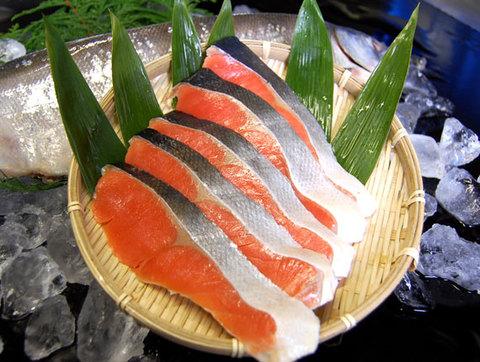 紅鮭(5切入り)