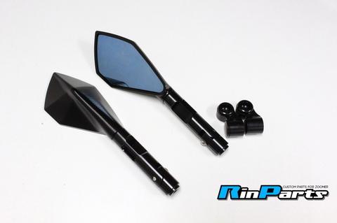 アルミ製ミラーVer2 ブラック
