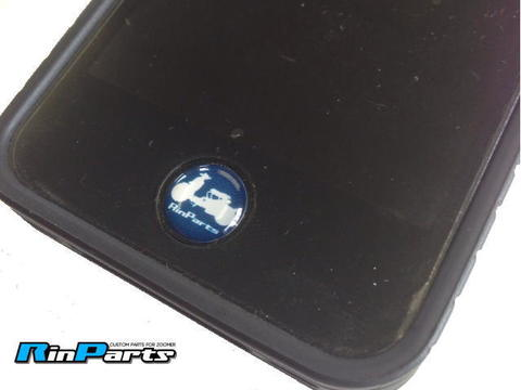 RIN PARTS iPhone ホームボタン シール