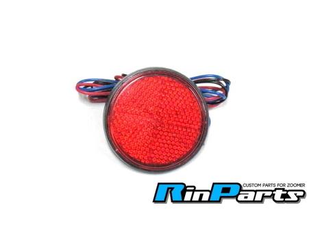丸型 LED リフレクター レッド