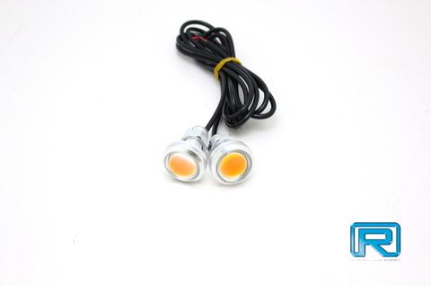 マイクロ LEDウインカーVer1 シルバー