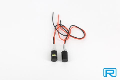 LEDナンバー灯 Ver.C ブラック