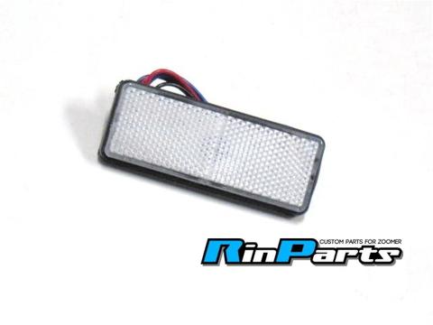 角型 LED リフレクター クリヤー