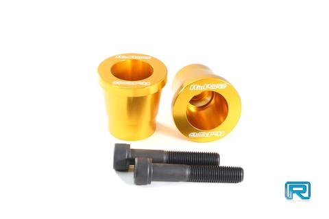 エンジンサポートブラケットプロテクターⅡ ゴールド