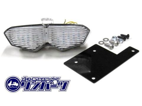 LEDウインカー テールライト 一体型 Ver3 クリヤー