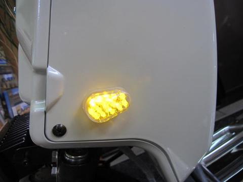 ミニ LED フロント ウインカー