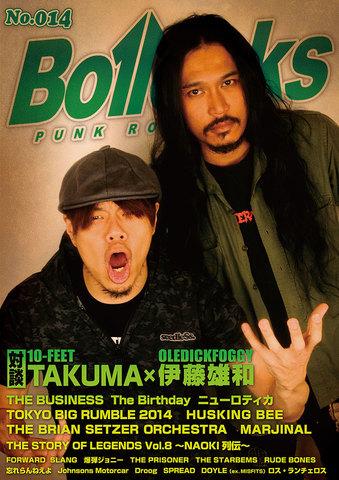 Bollocks No.014【本/雑誌】