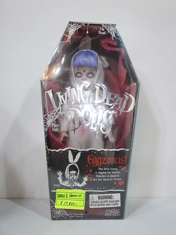 LIVING DEAD DOLLS【Eggzorcist】