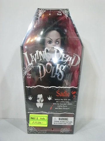LIVING DEAD DOLLS【Sadie】