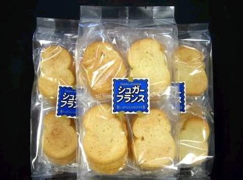 植竹製菓/シュガーフランス(1袋24枚入)