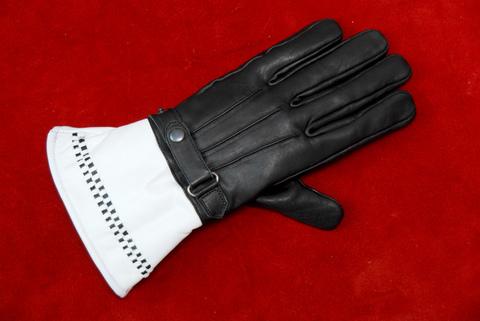 MBR チェッカーガントレット Black&White