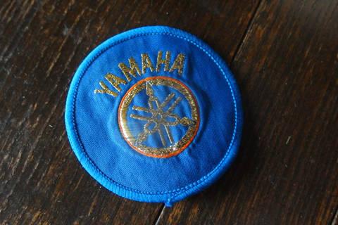 ヤマハ Yamaha ビンテージ クロスバッジ 70〜80年代