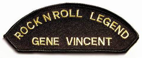 GENE VINCENT  BLACK FLASH Sold