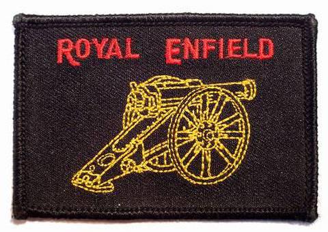 ROYAL ENFIELD クロスバッジ