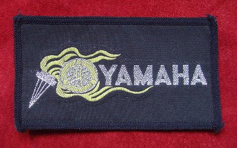 YAMAHA クロスバッジ