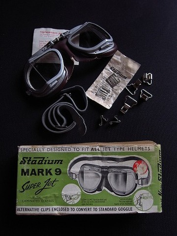 STADIUM GOGGLE MARK 9 MINT