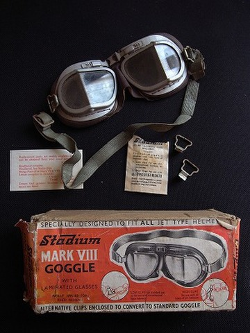 60'S STADIUM GOGGLE USED
