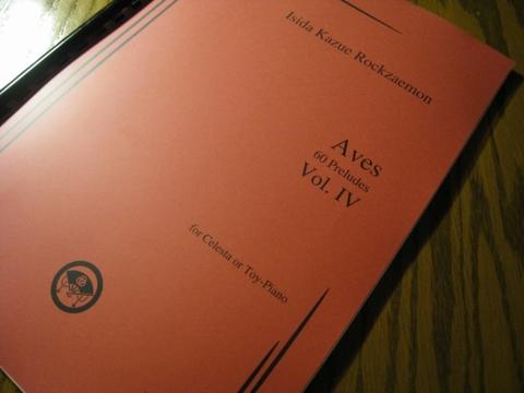 Isida Kazue Rockzaemon, Aves, Vol.IV