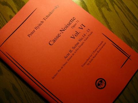 Peter Ilyitch Tchaikovsky, Casse-Noisette, Vol.VI
