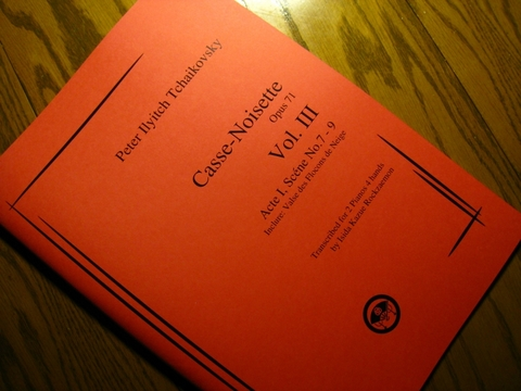 Peter Ilyitch Tchaikovsky, Casse-Noisette, Vol.III