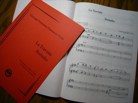 Giuseppe Verdi, La Traviata - Preludio