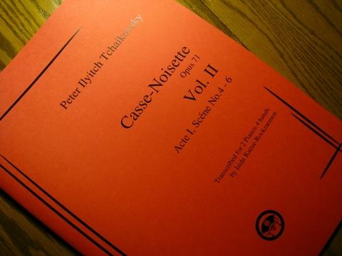 Peter Ilyitch Tchaikovsky, Casse-Noisette, Vol.II