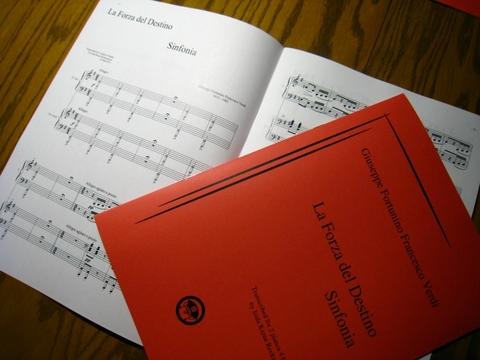 Giuseppe Verdi, La Forza del Destino - Sinfonia