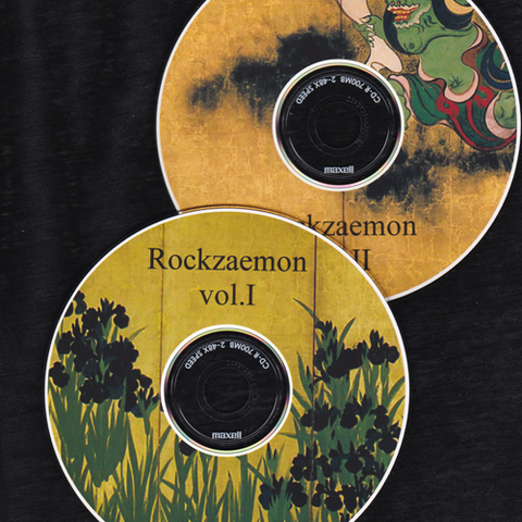 Rockzaemon arrangements I・II(2CD)