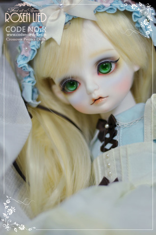 【送料無料】CodeNoir X RosenLied  Rabbit Dream BonBon