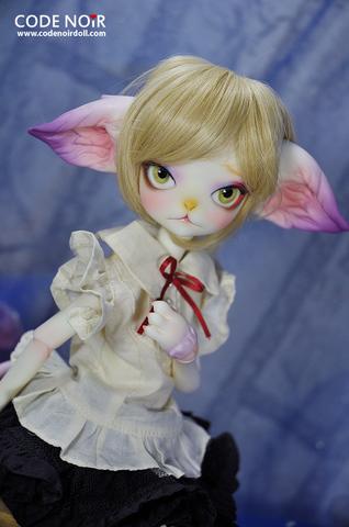 """【受注】Code Noir x Dollzone Miss Kitty - Rainy Day""""あめふりこねこ"""""""