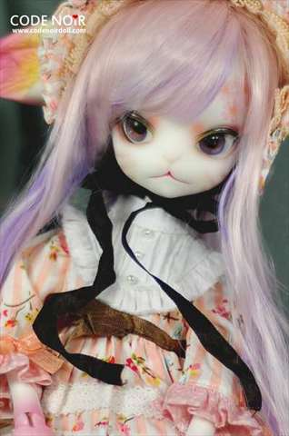 【SOLD OUT展示】Code Noir x Dollzone Miss Kitty - Sakura