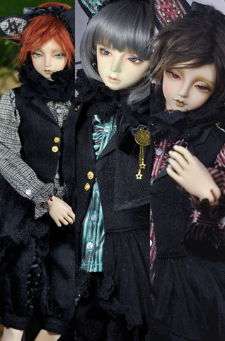 Gentleman SD13boy ver.