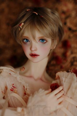 【特別受注】[AJEONG : Closer Ver.]  ヘッド(メイク追加可) Dollvie2018