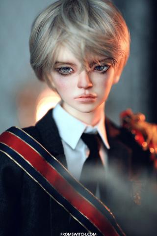 【受注】SWITCH-YIDO ノーメイクヘッド(メイク追加可)