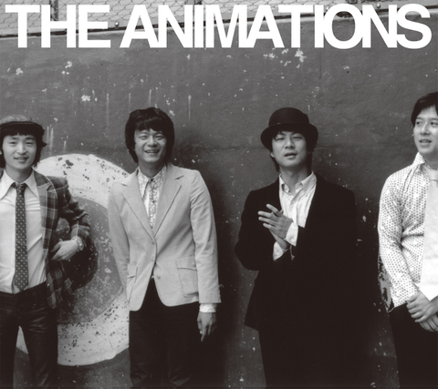アニメーションズ / 『THE ANIMATIONS』 (ROSE 18RE/CD ALBUM)