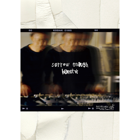 bonstar /『sorrow enough』 (ROSE 219/3枚組 CD ALBUM)