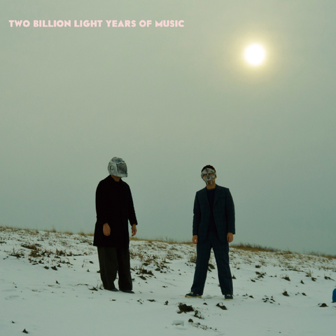 haikarahakuti / 『TWO BILLION LIGHT YEARS OF MUSIC』(ROSE 196/CD ALBUM)