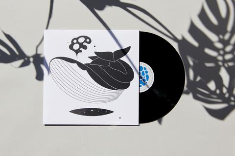 松本敏将&ハイアーセルフ 『光のこども』 (ROSE 261X/LP ALBUM)