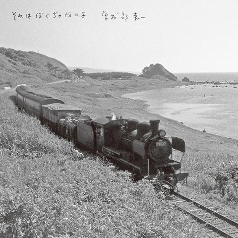 曽我部恵一 / 『それはぼくぢゃないよ』 (ROSE 166/ANALOG 7INCH)