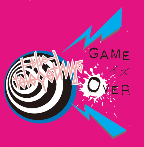 ザ・テレパシーズ / 『GAME イズ OVER』 (ROSE 19/CD MINI ALBUM)