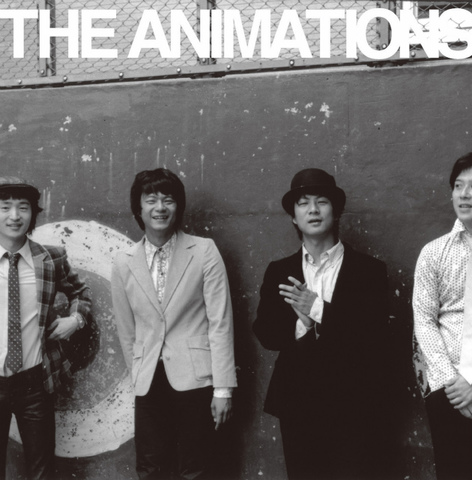 アニメーションズ / 『THE ANIMATIONS』 (ROSE 18/CD ALBUM)