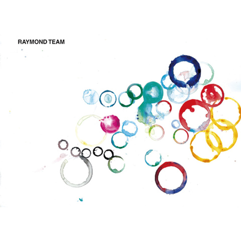 RAYMOND TEAM / 『RAYMOND TEAM』 (ROSE 2/CD ALBUM)