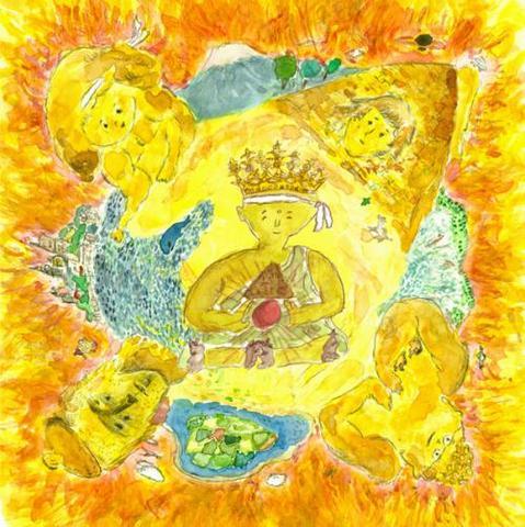 おとぎ話 / 『BIG BANG ATTACK』(ROSE 124/CD ALBUM)
