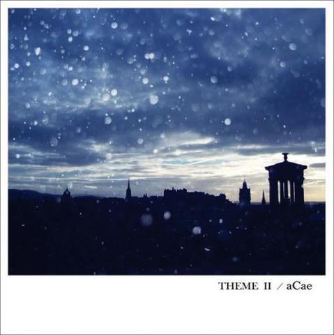 aCae / 『THEME II 』 (ROSE 125/CD ALBUM)