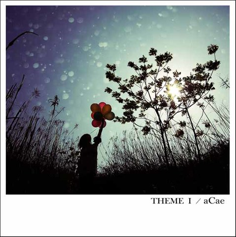 aCae / 『THEME I 』 (ROSE 96/CD ALBUM+DVD)