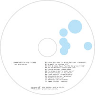 """曽我部恵一 / 『MIX CD 2009 """"for a rainy day.""""』 (ROSE 94 MIX CD/CD ALBUM)"""