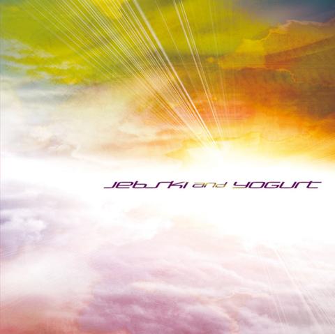 JEBSKI & YOGURT / 『JEBSKI & YOGURT』 (ROSE 93/CD ALBUM)