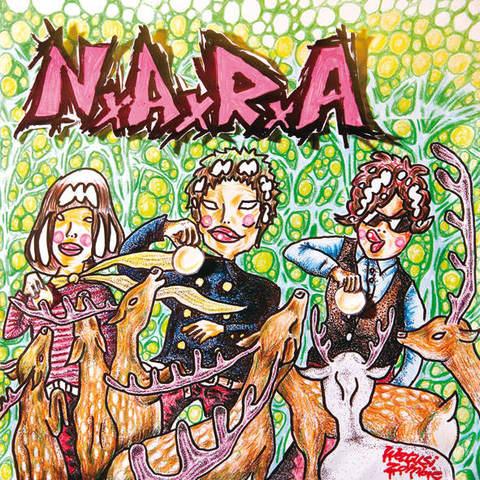 ワッツーシゾンビ / 『N×A×R×A』 (ROSE 120/CD ALBUM)