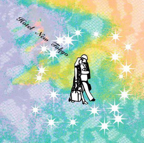 ホテルニュートーキョー / 『ローラースケート☆ドリーム2 remixes』 (ROSE 46/ANALOG 12INCH)