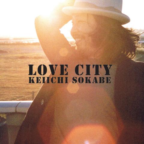 曽我部恵一 / 『LOVE CITY』 (ROSE 45/CD ALBUM)